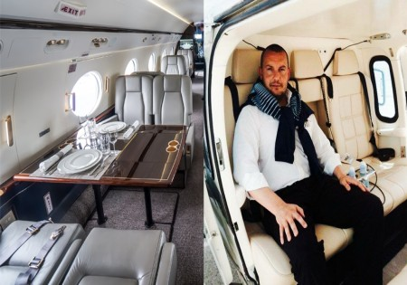 SUPERVIP CLIENTS: HOW TO MANAGE A PRIVATE JET TOPSERVICE HANDLING MALPENSA - THAT! INTERVIEW TO WHOM DO IT AT THE BEST!